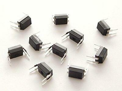 10 pcs PC817C Optocoupler Photocoupler, DIP-4, 20mA, CTR: 200-400          #1863