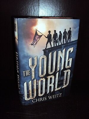 The Young World by Chris Weitz Hardcover First Edition 1st/1st
