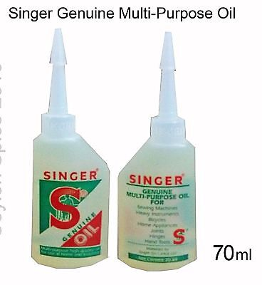 SINGER OIL High Quality All Purpose Sewing Machine Tool Home Appliance Free Ship