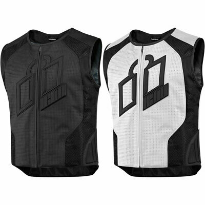 Icon Hypersport Prime Motorcycle Vest Attack Fit - Pick Size & Color