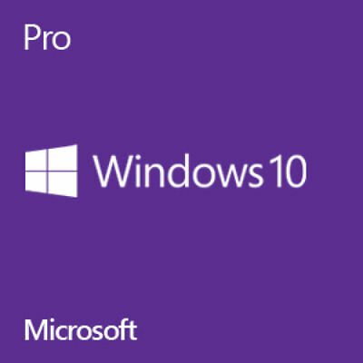Windows 10 Pro Professional 32/64 Bit License Product Key Code