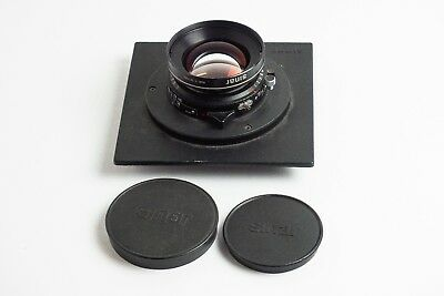 Sinar Mount Sinaron S 210Mm F5.6 Large Format 4X5 Lens - Made In Germany!