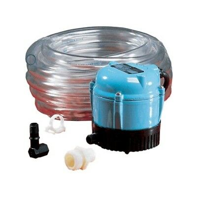 New Little Giant 574029 PCPK-1 Submersible Pump / Pool Cover Pump
