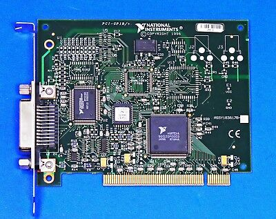 PCI-GPIB Adapter Card - National Instruments - IEEE 488.2 - Guaranteed working!
