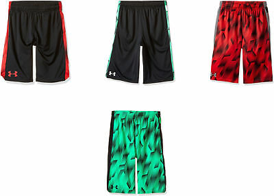 Under Armour Boys' Eliminator Printed Shorts, 4 Colors