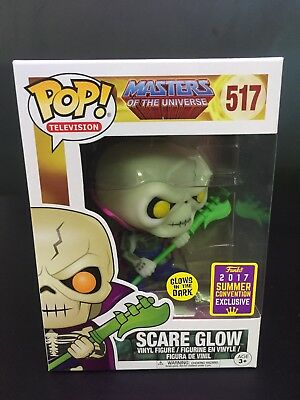 Scare Glow Funko Pop Vinyl Exclusive 2017 Summer Convention Limited Edition