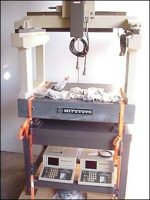 Mitutoyo AE-122 CMM, Renishaw PH1, Renishaw TP2, All Manuals + Accessories