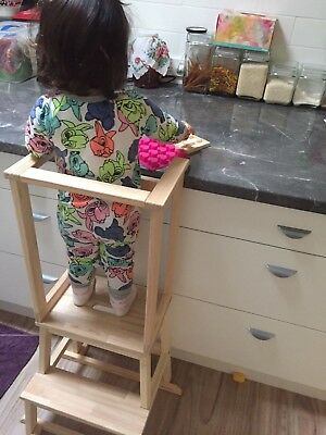 Toddler Learning/Activity Tower