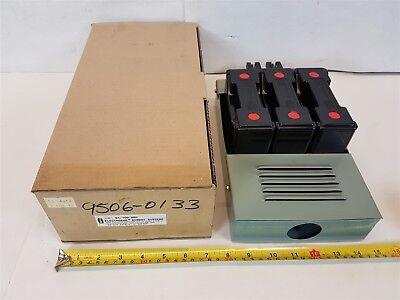Vass S4/100/HRC Electrobar Busway Systems 415V 100A Power Take-off Unit New