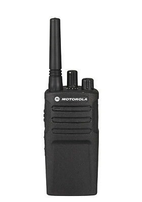 Motorola RMU2080 Two Way Radio Business Walkie Talkie Portable Handheld 8 Ch 2 W