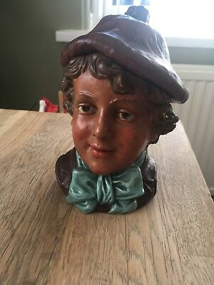 Vintage character Tabacco Pot