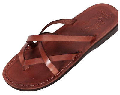 Roman Sandal Sandals Greek Sandals Genuine Leather Biblical Sandals Hand made #1