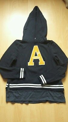 A&F ABERCROMBIE & FITCH abercrombie kids Kapuzenhoodie Pullover Gr. 15/16