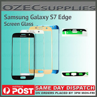 Samsung Galaxy S7 Edge G935 Front Screen Glass Replacement