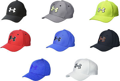 Under Armour Boys' Baseball Hat, 8 Colors