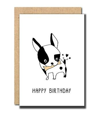 Kitten Cat Birthday Dad Brother Uncle Mum Friend Card From The Cat