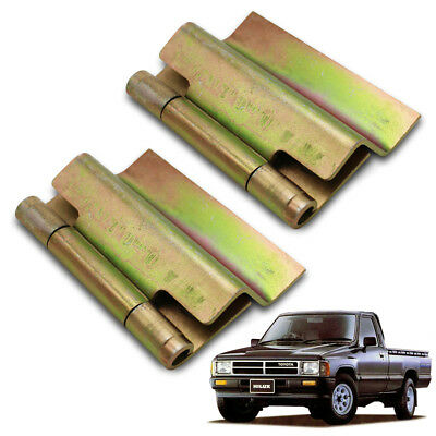 2 RH DOOR HINGES HINGE UP AND LOW FOR TOYOTA PICKUP HILUX RN30 RN40 1978-1983