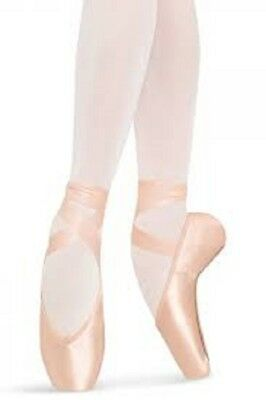 Bloch Heritage Pointe Shoes S0180L new in box free shipping