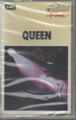 Queen - Musikkassette NEU Keep Yourself Alive Doing All Right Great King Rat