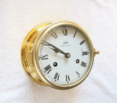 Ship Clock Schatz Royal mariner ,complete service by clockmaker (by me )
