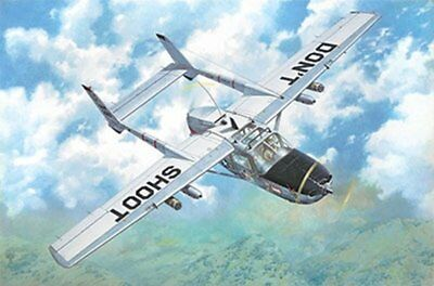 TOP MODELLE ! Cessna O-2A Skymaster in 1:32