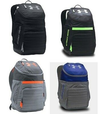 Under Armour Undeniable 3.0 Backpack Storm Technology Heavy-Duty -New