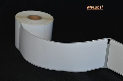 """6 Rolls Dymo Compatible 99019 Postage Labels(150pcs/roll)2-5/16"""" x 7-1/2"""""""