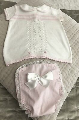 pretty originals baby girl 18 Months Top And Knicker Shorts 💓💓💓
