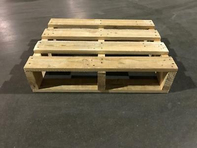 New/recycled wooden pallets customized to meet your unique business requirements