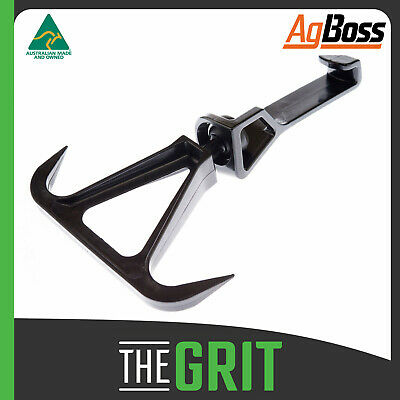 AgBoss Aus Made Butchers Gambrel Hooks Home Kill Butcher Abattoir Meat Hook