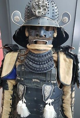 Japanese Dragon Suit Of Armour