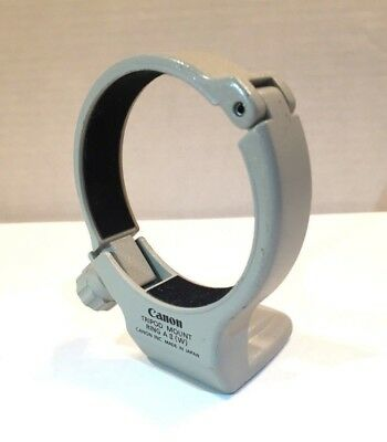 Genuine Canon Tripod Mount Ring A II (W) For 70-200 F/4 L IS And Non IS Versions
