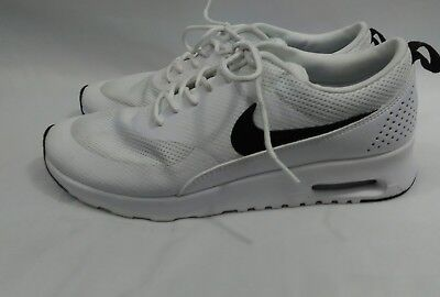 be9575892b ... inexpensive nike air max thea womens running shoes sneakers white black  599409 103 size 11 39c7f
