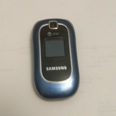 "Samsung SGH A237-Blue AT&T.""-condition ***Good***"