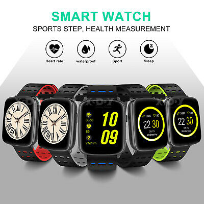 XGODY Bluetooth Smart Watch Calling Fitness Activity Tracker For Android iPhone