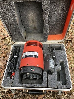 Agl Eagl 2 Electronic Rotary Laser Level With Case