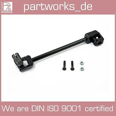 Intermediate Steering Shaft Porsche 924S/944/968 with Servo Pitman Arm Shaft