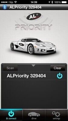 AntiLaser - AL Priority Bluetooth Modul
