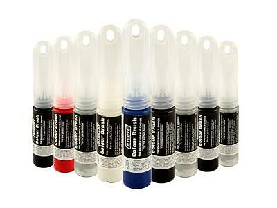 BMW Gris Plata Cepillo de Color 12.5ML Coche Retoque Pintura Rotulador Hycote