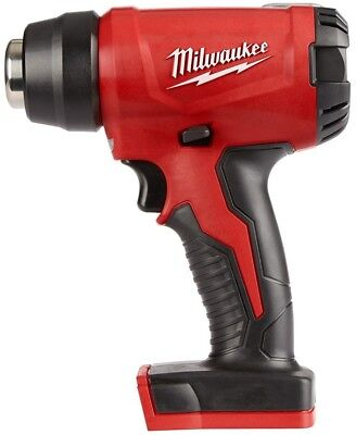 Milwaukee Heat Gun Compact 18-Volt Lithium-Ion Cordless Guarded Nozzle Tool-Only