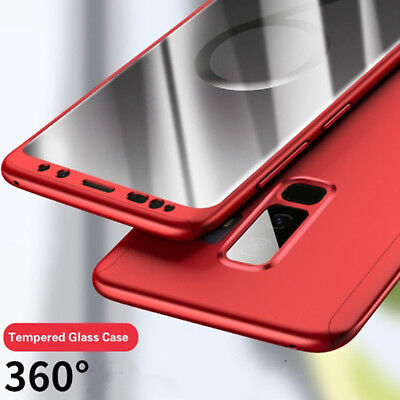 Luxury UltraThin Shockproof Hybrid 360 Case Cover For Samsung Galaxy S6 S6 Edge