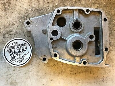 1963 1964 1965 TRIUMPH 650cc INNER GEARBOX COVER WITH SPEEDOMETER DRIVE T1703