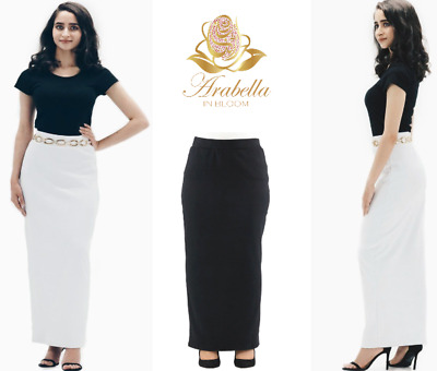 6cf97fdad3 Women's Long Fitted Skirt FITTED ANKLE LENGTH PENCIL SKIRT long bandage  skirt