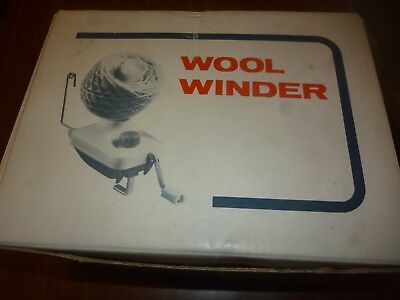 Royal Wool Winder For Hand Or Knitting Machine