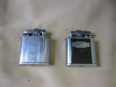 Lot of 2 Vintage Ronson Whirlwind Lighters