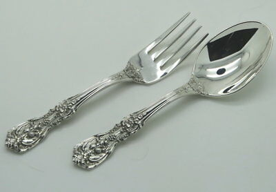 BABY SET Francis I by Reed & Barton Fork & Spoon