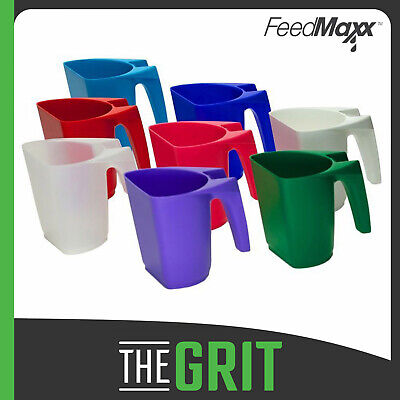 FeedMaxx 0.5kg Feed Scoop - Assorted Colours