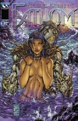 Michael Turner's Fathom Vol. 1 #1 Cover A Top Cow Image NM