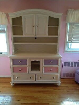 Buy Buy Baby Build A Bear Dresser and hutch GREAT CONDITION PLAINVIEW NY