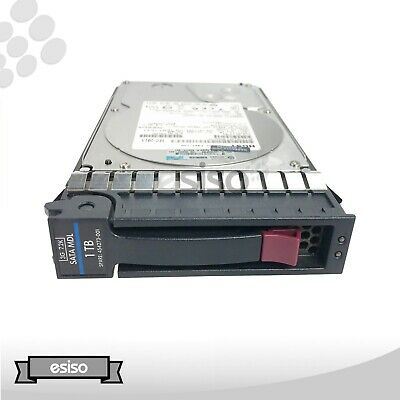 HP 658079-B21 2TB 7200RPM 3.5INCH 6G SATA SC LFF MIDLINE Hard Drive for ML350 DL380 DL360 GEN8 Serve